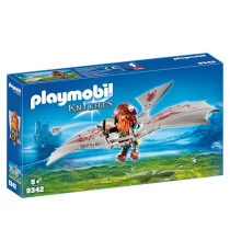 Playmobil 9342. Dwarf Flying Machine.