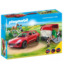Playmobil Sports & Action 9376. Porsche Macan GTS.