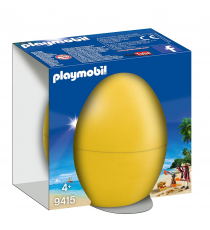 PLAYMOBIL 9415. Surprise d'oeufs.