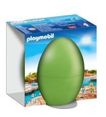 Playmobil 9418. Surprise d'oeufs.