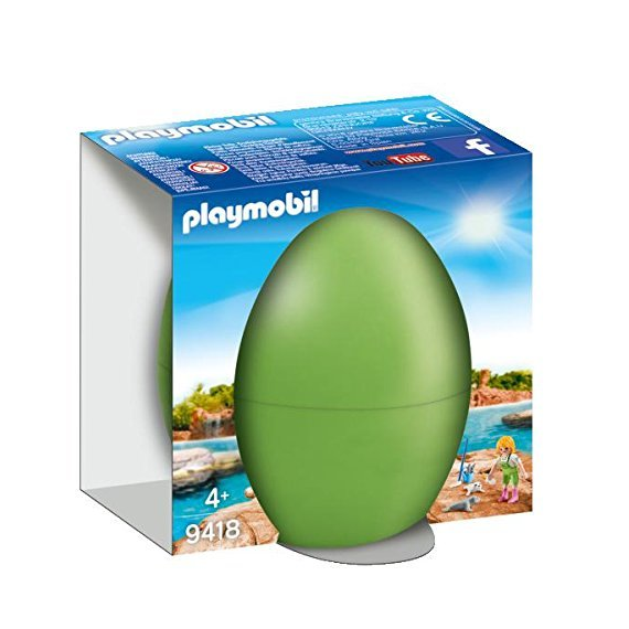 Playmobil 9418. Sorpresa all'uovo.
