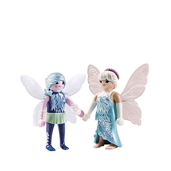 Playmobil 9447. Duo Pack. Couple de fées.