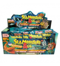 Plastunion. Sea Monsters & Co. 1 sobre