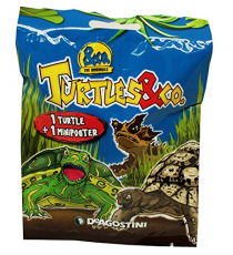 Turtles & Co. Sobre individual.