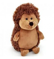 Orange Life Collection OS065G. Hedgehog with glasses soft toy 21cm.