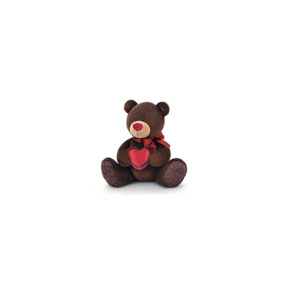 Orange Life Collection C003/15. Choco 15cm soft toy. Bear with a heart