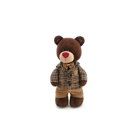 Orange Life Collection C5047/25. Peluche Choco 25cm. Oso con chaqueta.