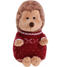 Orange Life Collection OS606. Soft Toy Hedgehog with jersey 20cm.
