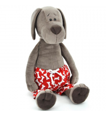 Orange Life Collection OS099/25. Peluche Cookie 25cm, el perro con pantalones.