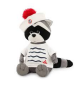 Orange Life Collection OS629 / 25. Soft toy Denny, Raccoon cool waves 25cm.