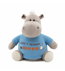 Orange toys MS6207/15. Be, the hippopotamus. Soft toy 16cm