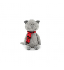Orange Toys OS067 / 25. Buddy, the cat with scarf 25cm.