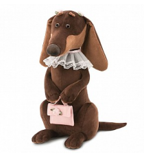 Orange Toys 7640/20. Emma soft toy 20cm, the dachshund dog.