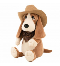 Jouets Orange 7018/25. Billy peluche 25cm, le basset.