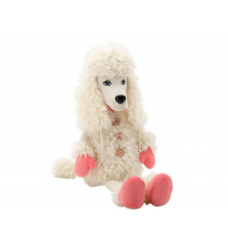 Orange Life Collection 7001/25. Mollie peluche 25cm, le caniche.