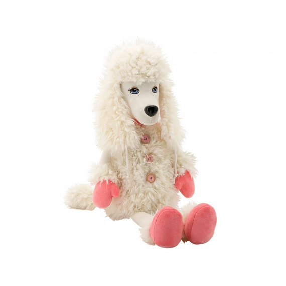 Orange Life Collection 7001/25. Peluche Mollie 25cm, la poodle.