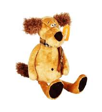 Orange Toys 7125/25. Doc soft toy 25cm, the doctor dog.