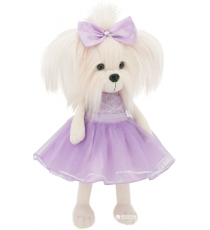 Orange toys LD004. Lucky Mimi soft toy 30cm. Lilac