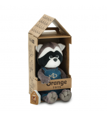 Orange Toys OS673 / 20. Denny, the fisherman raccoon.