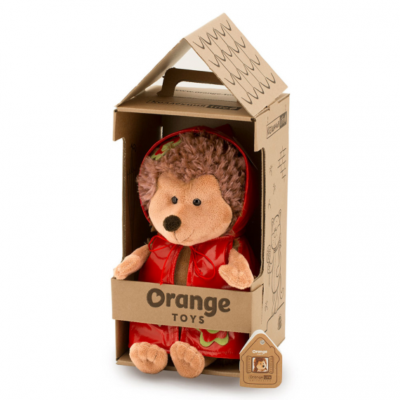 Orange Toys OS680 / 20. Hedgehog with raincoat.
