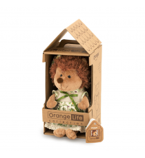 Orange Toys OS682 / 20. Hedgehog with white and green dress.