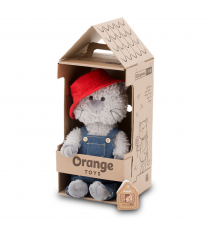 Orange Toys OS0685/25. Buddy, el gato vagabundo 25cm.