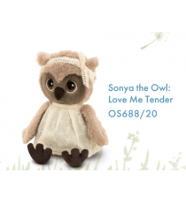 Orange Toys OS688/20. Sonya, the owl: Love me tender.