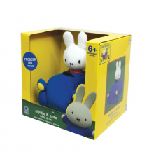 Miffy 33716. Miffy and car. Random model