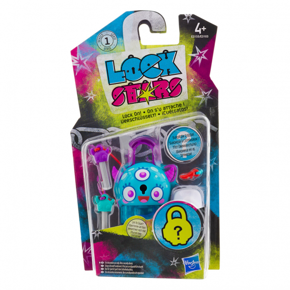 Lock Stars E3103. Figures Series 1