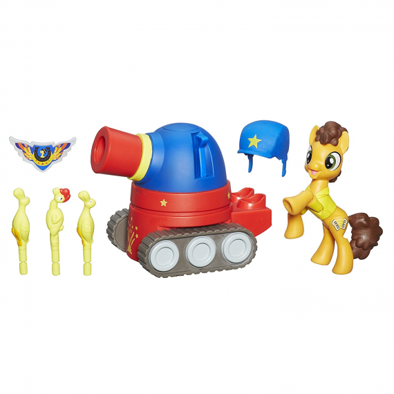 My Little Pony B6010. Party tank.