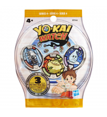 Yo-Kai B5944 - surprise envelop with 3 Medals. Random serie