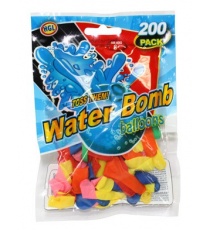 Water BOOM. SV10121. Multicolored water balloons