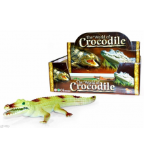 Crocodile SV10261. Figure en plastique