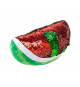Glitzies 453110. Watermelon toy with sequins 25cm. Random model.