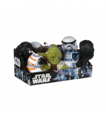Star wars 23844. Plush toy 15cm. Random model.