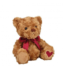 My Loving Bear Mummy P502117. Teddy bear with bow 18cm.