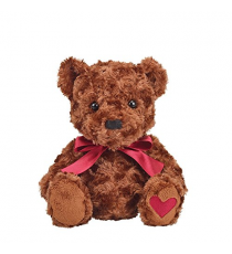 My Loving Bear Mummy P502121. Teddy bear with bow 18cm.