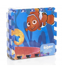 Finding Dory 1477015. Foam puzzle. 9 pieces