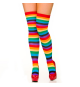 Rainbow Thigh Highs (min 6)