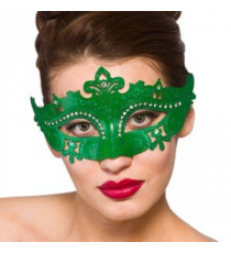 Wicked Costumes MK-9954-G. Green mask for woman.