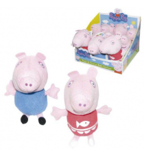 Peppa Pig 5667. Soft toy 15cm. Random model.