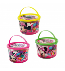 Disney 1045-03571. Bucket with plasticine and accessories.