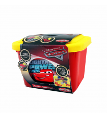 Disney 1045-03573. Briefcase with play dough and accessories. Cars Design