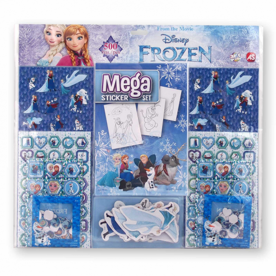 Frozen 1090-08082. Set of stickers.
