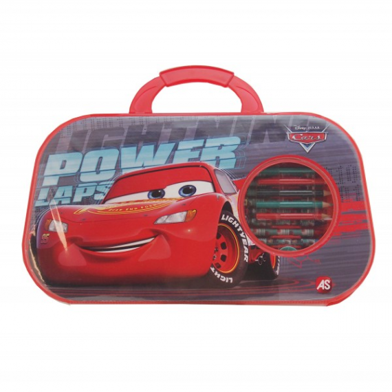 Disney 1023-66215. Drawing briefcase Cars Design