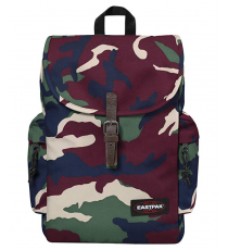 Eastpak EK47B01R. Military green backpack.