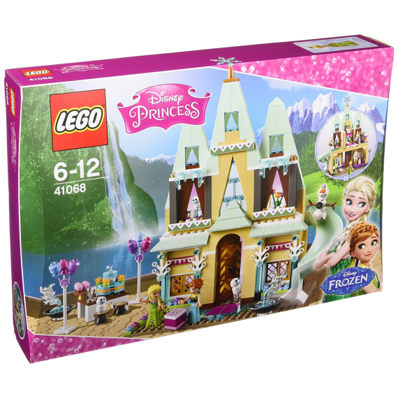 LEGO Princess Disney 41068. Celebration in the castle of Arendelle.