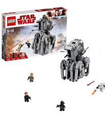 LEGO Star Wars 75177. First Order Heavy Scout Walker.