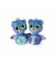 Hatchimals 6037096. Egg Surprise Peacat. Modello casuale