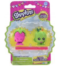 Shopkins 07389. Toppers. Random model.